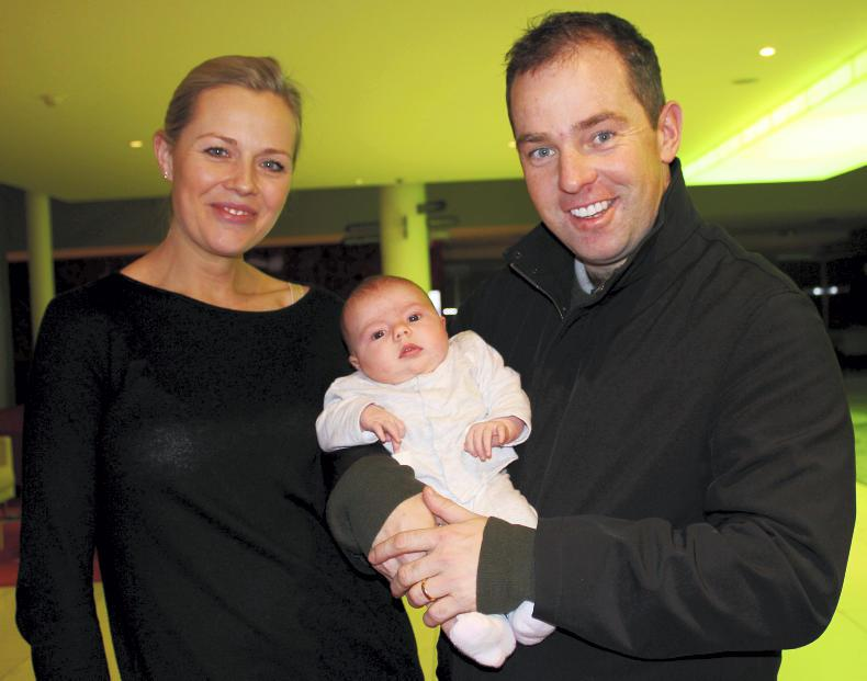 PONY TALES:  Geneva trip a real family affair