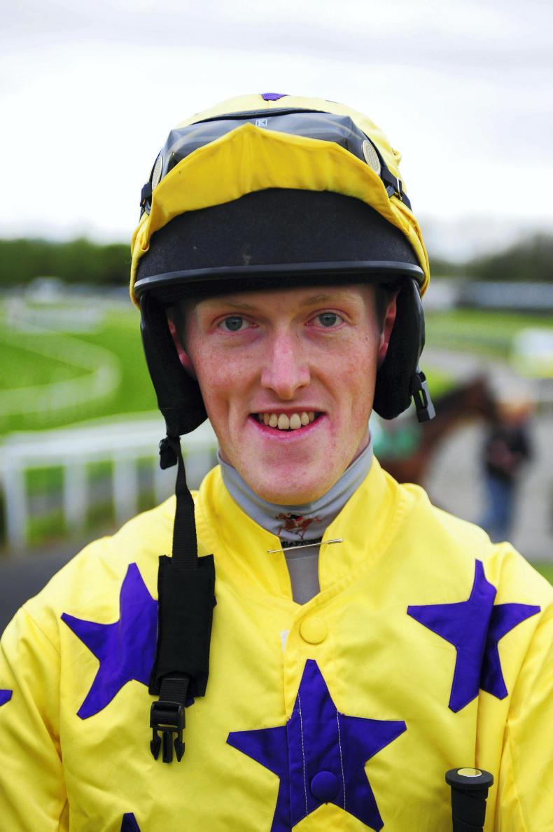 MARGIE MCLOONE: Larkhill double for McIntyre