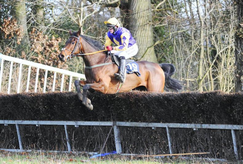 MARGIE MCLOONE: Browne breeds Clondaw winner