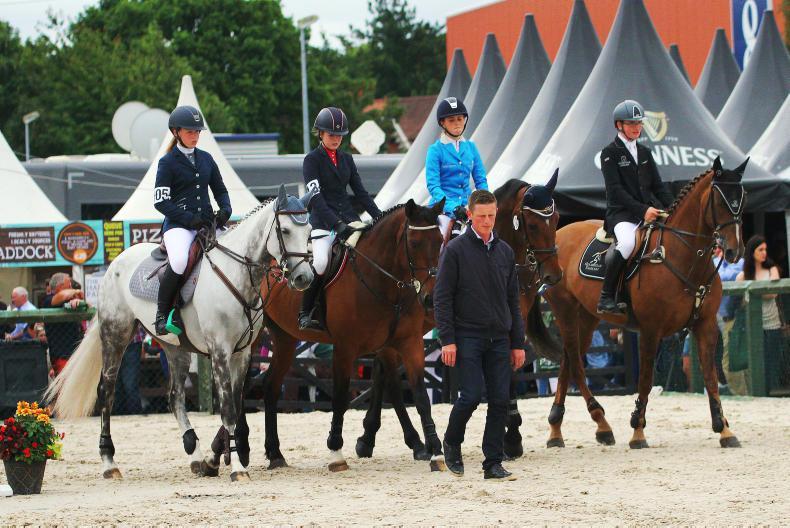 REVIEW 2016: Children on horses gaining momentum