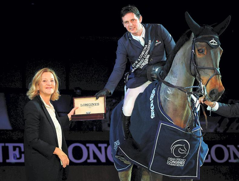 INTERNATIONAL: Twomey nets €90,000 for Grand Prix win