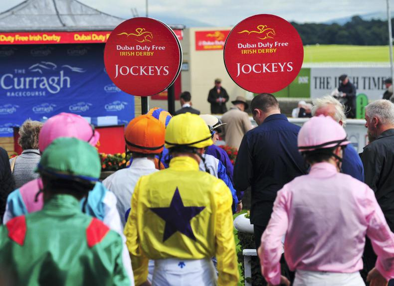 New body protectors required for all jockeys