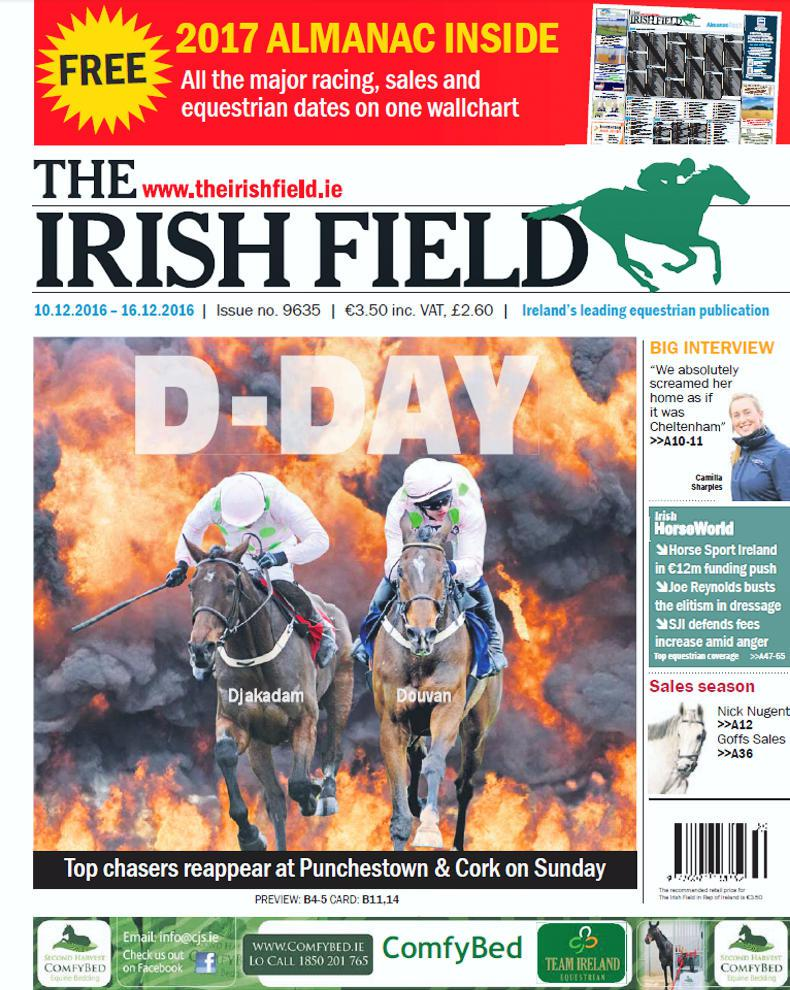 Look what's in The Irish Field this weekend