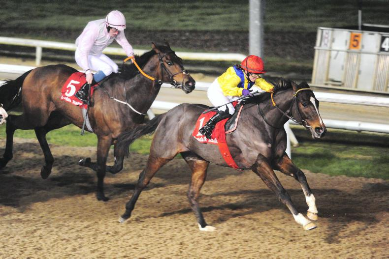 DUNDALK FRIDAY: Geological makes it a night to remember for in form English