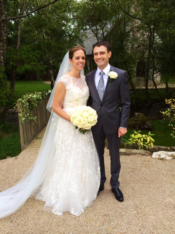 Wedding bells for Cournane