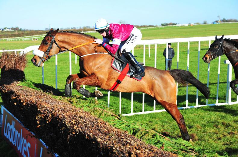Gigginstown duo stand King George ground