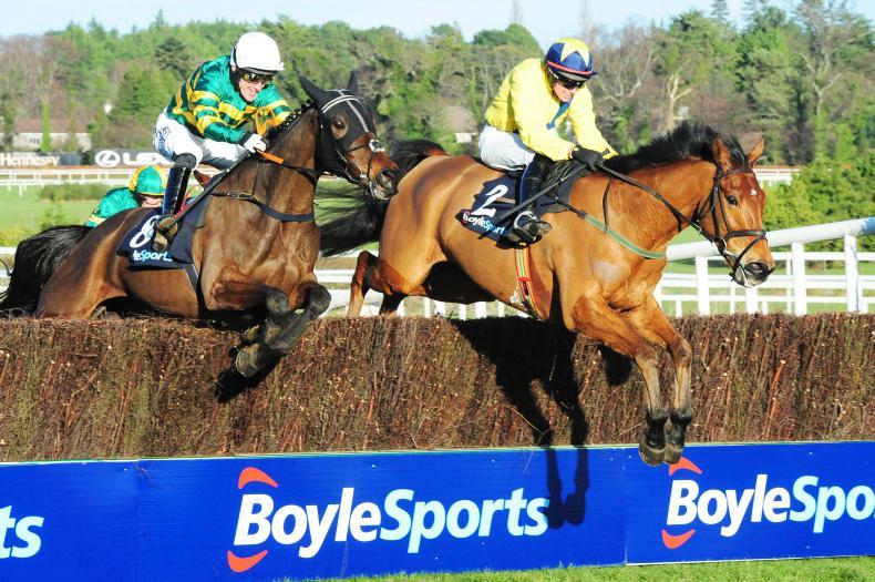 Foxrock a class apart for Down Royal spoils