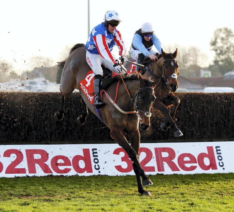 BRITAIN: Special Tiara claims Kempton prize again for Henry de Bromhead