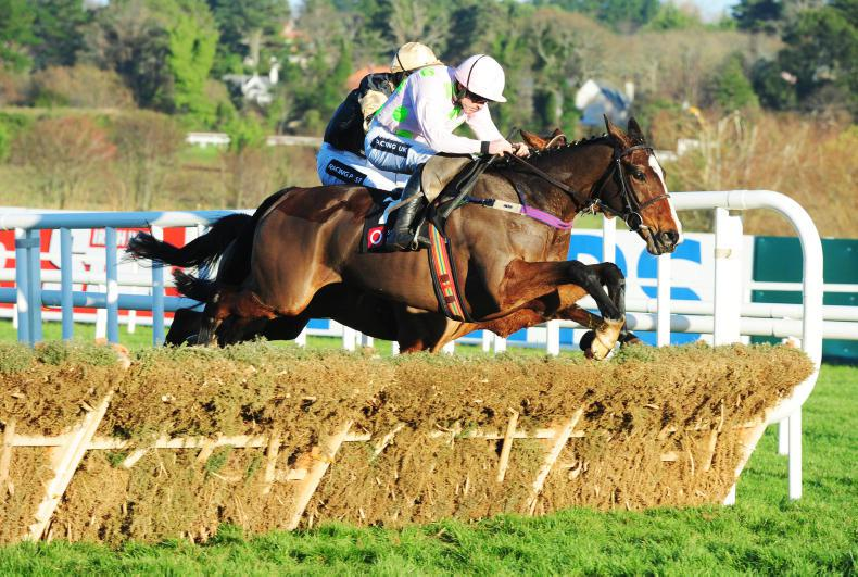 LEOPARDSTOWN WEDNESDAY: No stopping Vroum Vroum