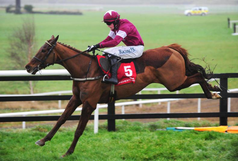Dylan Robinson and Henry de Bromhead double up at Fairyhouse
