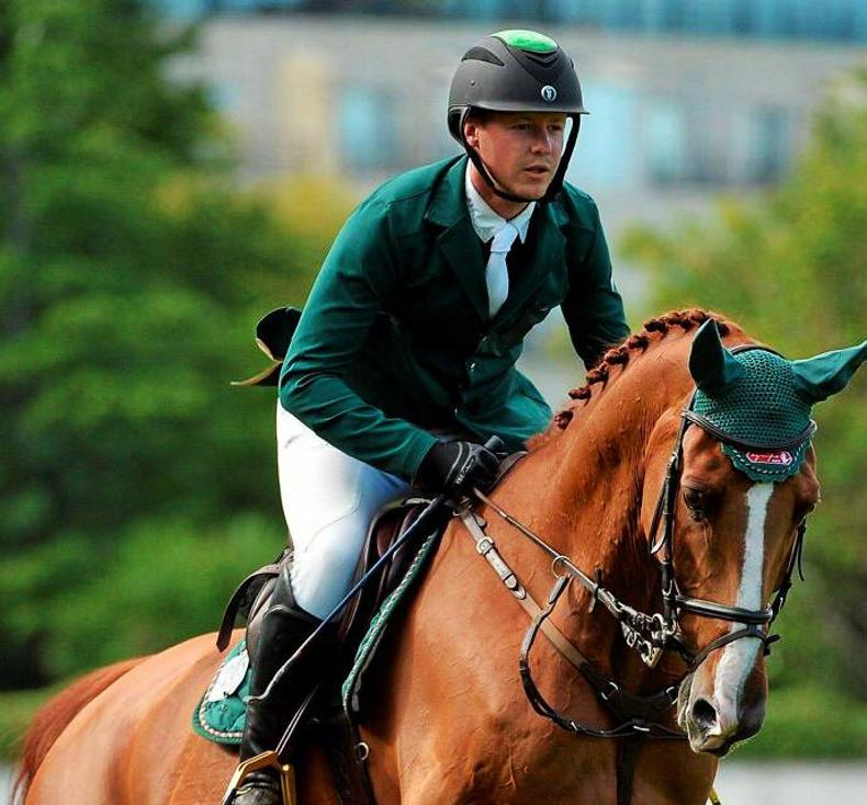 INTERNATIONAL: Irish riders in good form