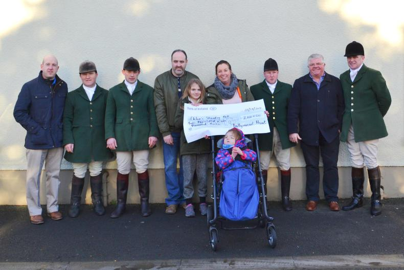 PONY TALES:  Ballymacads raise over €4,000 for charities