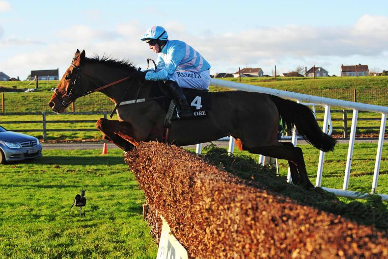 TRAMORE SUNDAY: Champagne fizzes over fences