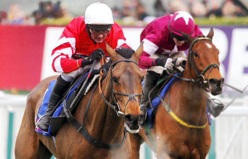 Coneygree out of Gold Cup