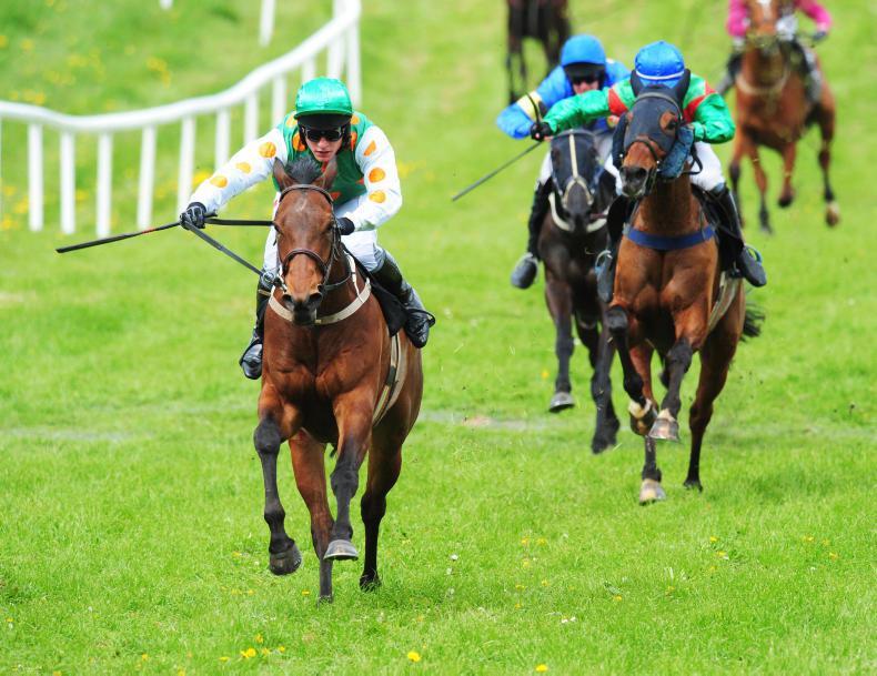 MARGIE MCLOONE: Irish-breds successful at British meetings