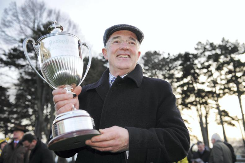 VIDEO: Any Second Now takes big Punchestown prize for Ted Walsh