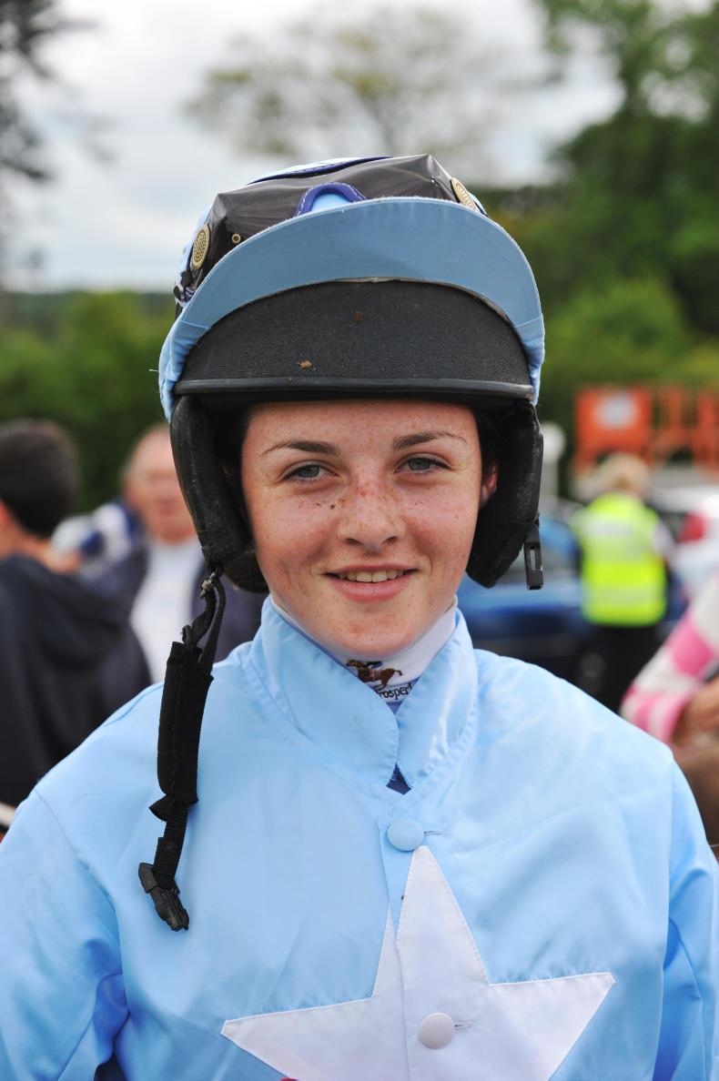 PARROT MOUTH: Limerick jockey needs help