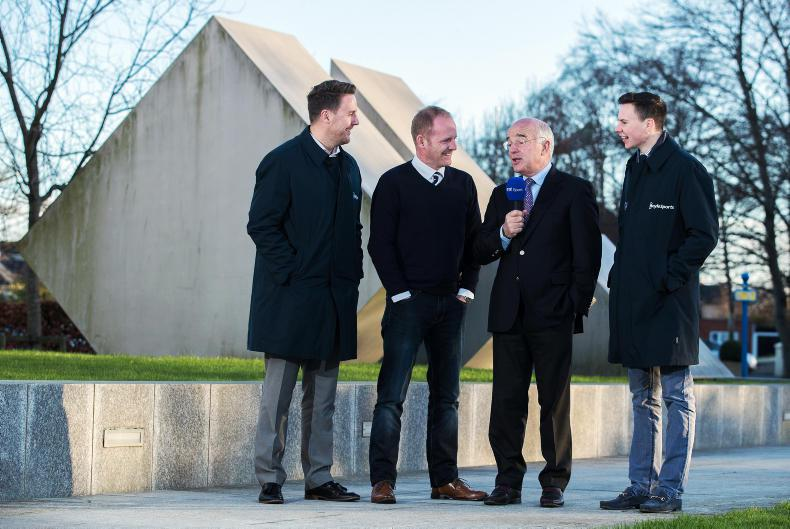 RTÉ Sport and BoyleSports continue sponsorship of RTÉ Racing