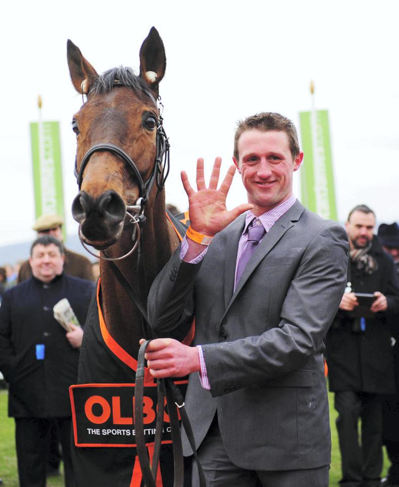 CHELTENHAM DAVID PORTER: Driving the Mullins team on