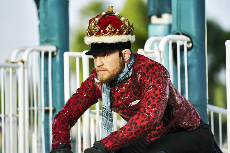 VIDEO: Conor McGregor in episode 3 of Pegasus World Cup