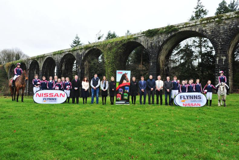 AROUND THE COUNTRY:  All Ireland Interschools Hunter Trials launched