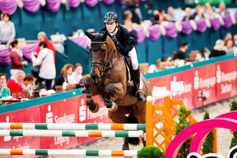 INTERNATIONAL: Irish riders placed in Leipzig