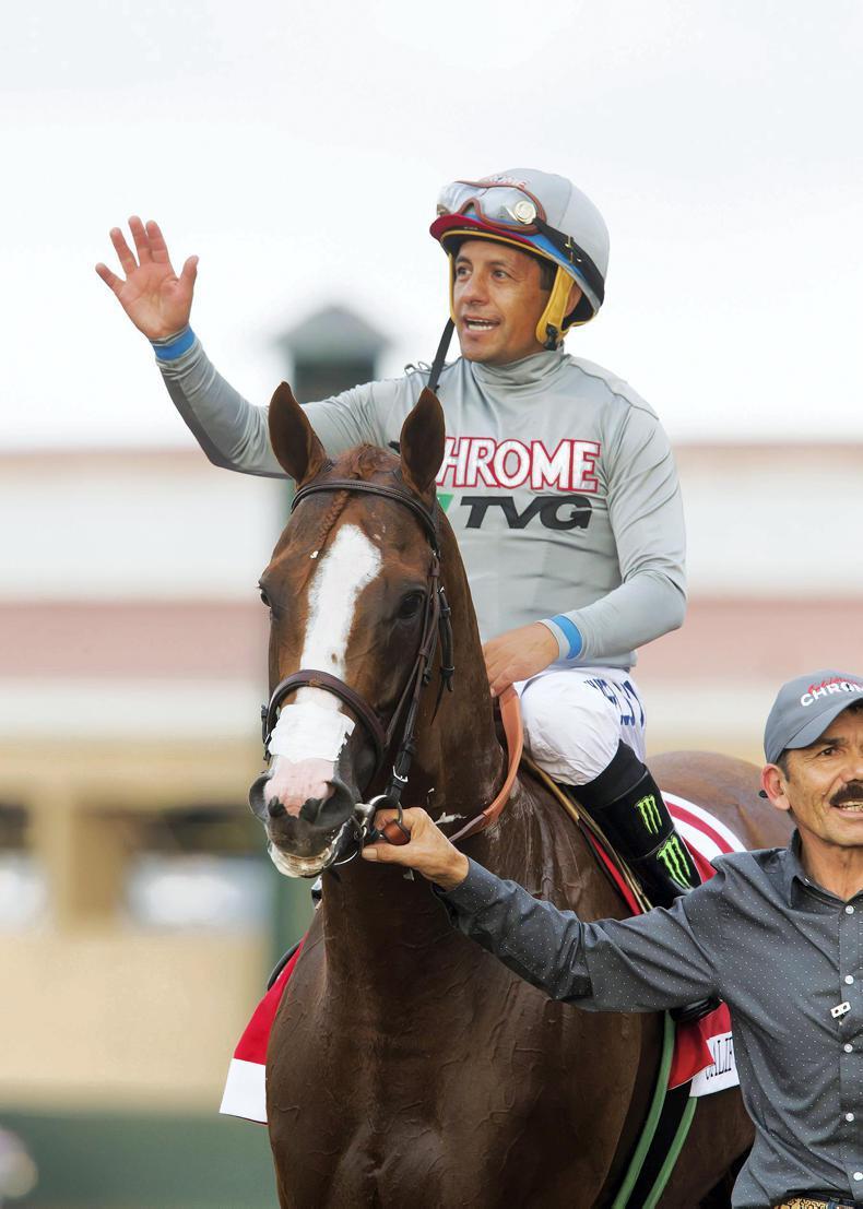 WBRR: Chrome crowned older champion