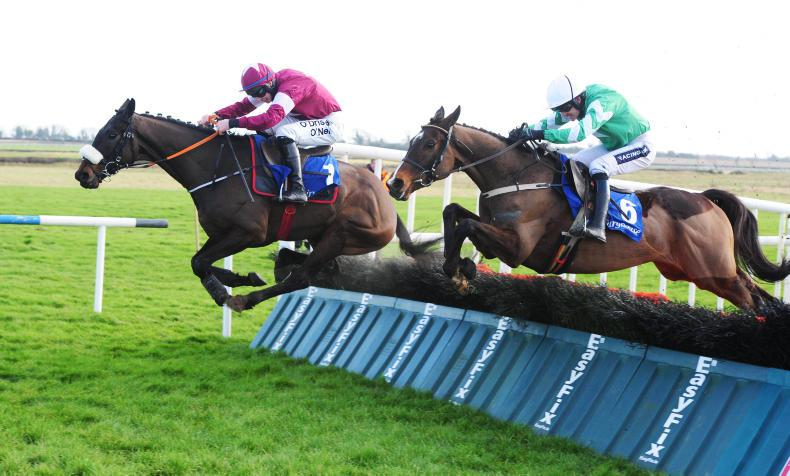 FAIRYHOUSE WEDNESDAY: Soldier battles hard in Mullins double