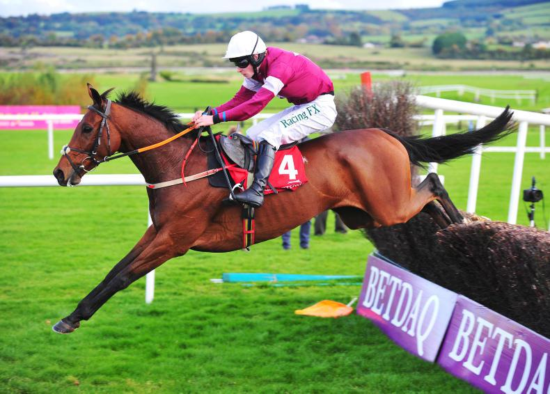 LEOPARDSTOWN SUNDAY: It's Identity Thief's chance to get back on track