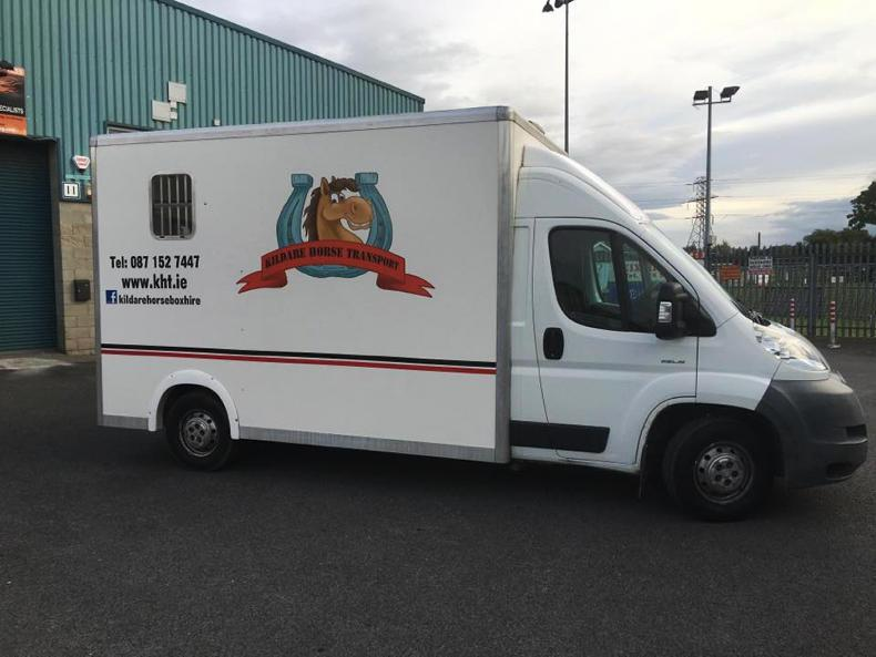 HORSE SENSE TRANSPORT: KHT - A safe, reliable and affordable service