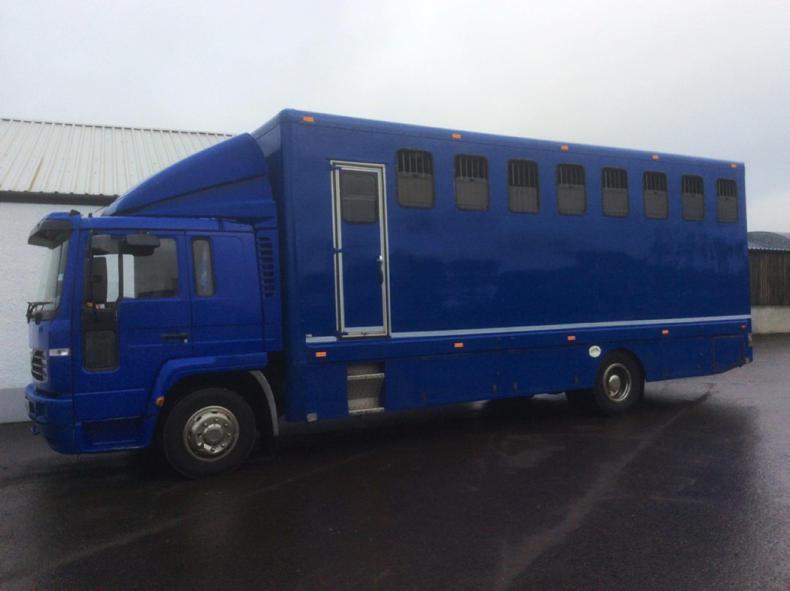 HORSE SENSE TRANSPORT: Northern-based tailored transport