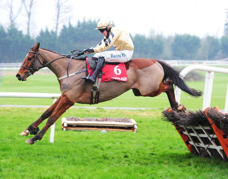 GOWRAN PARK THURSDAY: Shaneshill gets his graded win