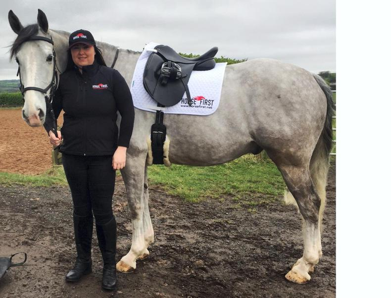 PONY TALES: Horse First sponsorship for Quinn