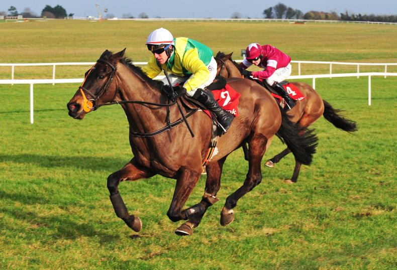 SIMON ROWLANDS: Options open for classy Sizing John