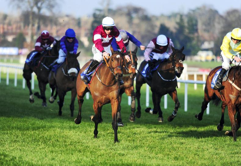 LEOPARDSTOWN SUNDAY: A Toi Gordon again