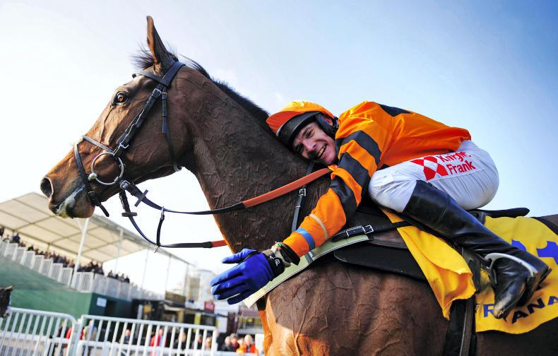 CHELTENHAM 2017: Thistlecrack odds-on to strike Gold