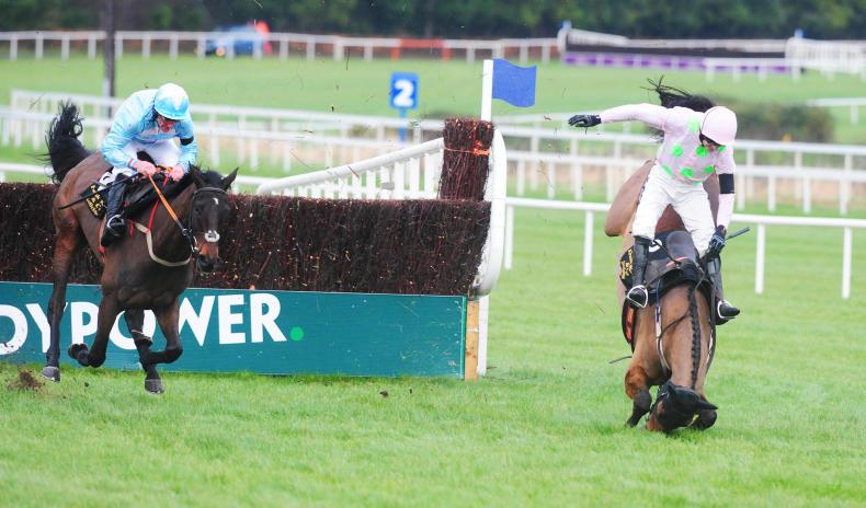 LEOPARDSTOWN SUNDAY: Some drama as Plan comes home alone