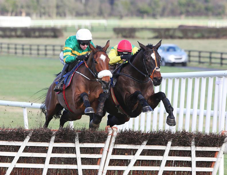 NAAS SATURDAY: Sutton worth his place in top company