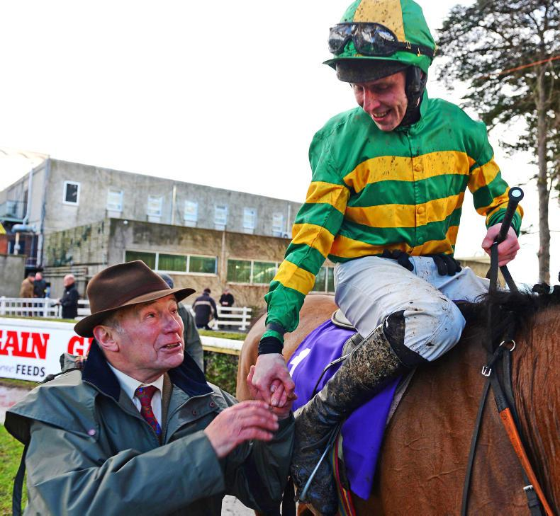 Leopardstown sets Gold mark with four Grade 1s