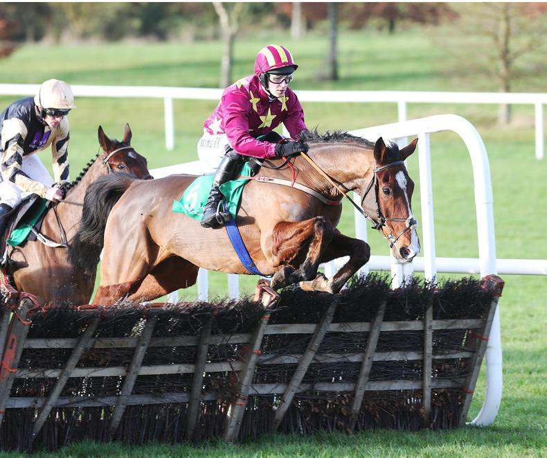 Monalee keeps up the good work for Henry de Bromhead and David Mullins