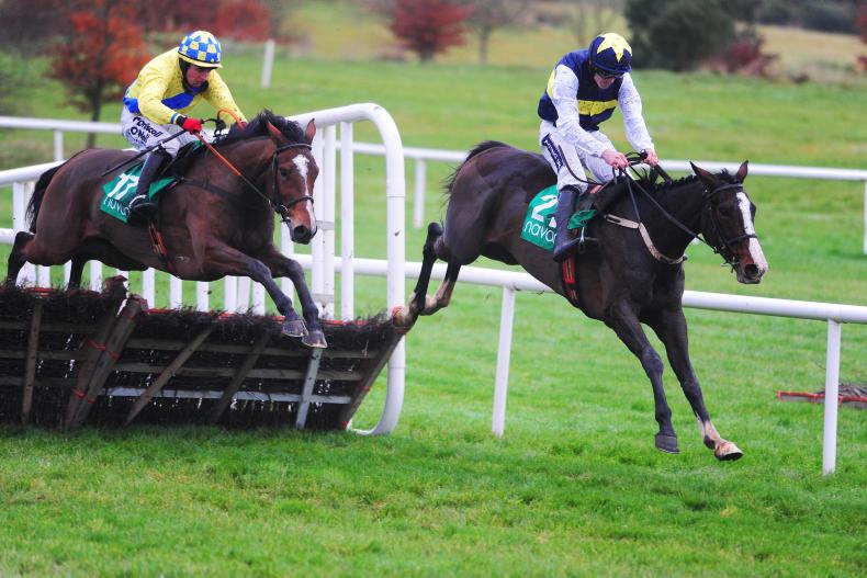 Forge Meadow in fine fettle for Fairyhouse