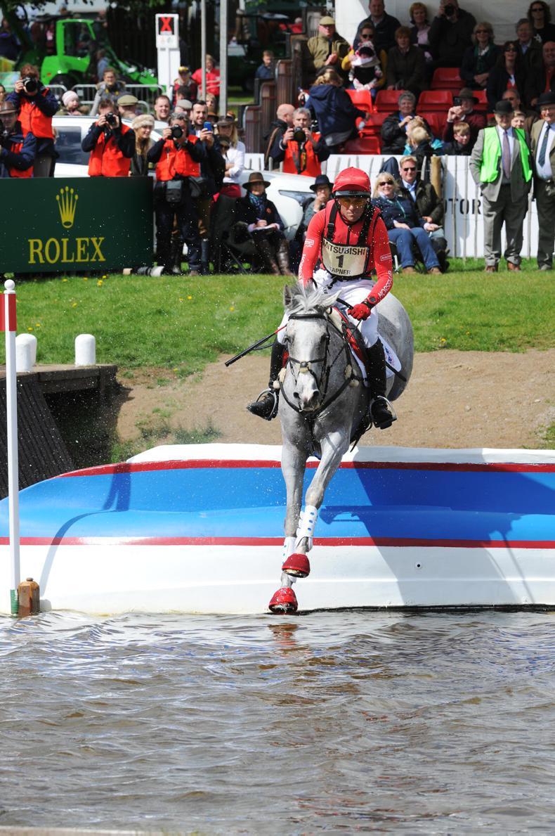 NEWS: Farewell to top event horse Kilronan