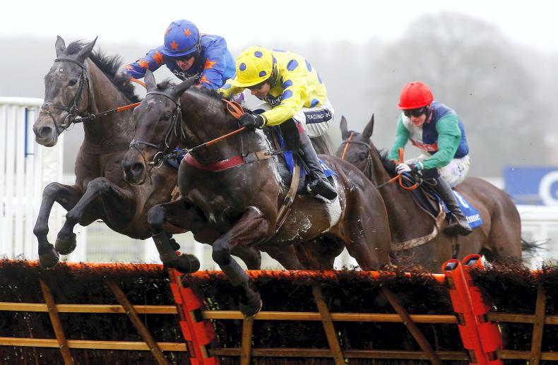 BRITISH PREVIEW: Lord Of The Island tough enough for Sandown