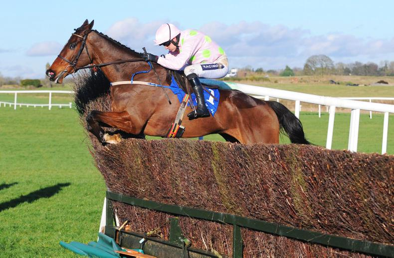 PUNCHESTOWN SUNDAY: Douvan warms up for Cheltenham