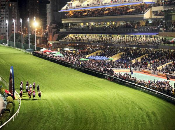 HANDS ON: Horse racing Hong Kong style