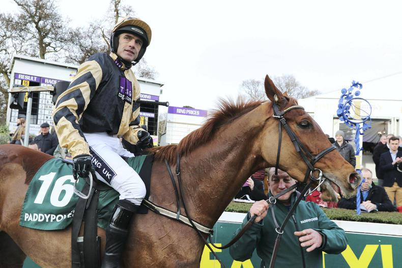 Willie Mullins set to fire twin assault at Leopardstown juvenile prize