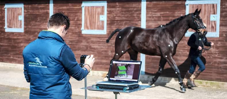 HORSE SENSE: Equine Gait analysis