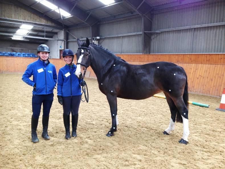 HORSE SENSE: CAFRE Enniskillen campus technology showcase