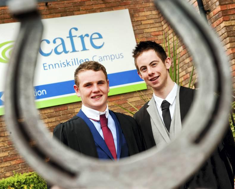 COLLEGE OPEN DAY: CAFRE Enniskillen Campus welcomes new students