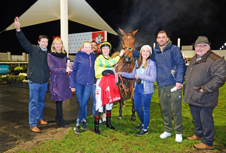 DUNDALK FRIDAY: Gravity lifts first treble for McGuinness